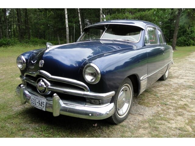 1950 ford 2 door custom used ford other for sale in for 1950 ford custom 2 door