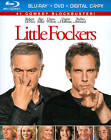 Little Fockers (Blu-ray/DVD, 2011, 2-Disc Set)