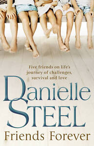Friends-Forever-Steel-Danielle-Paperback-0552154792-Good