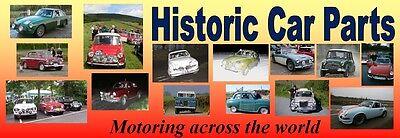 Historic Car Parts