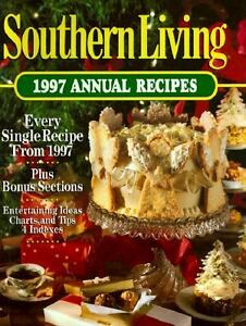 Southern Living 1997 Annual Recipes MINT!