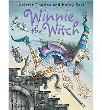 Winnie-the-witch-childrens-bedtime-story-book-GREAT-paperback