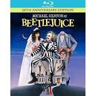 Beetlejuice (Blu-ray Disc, 2008, Deluxe Edition)