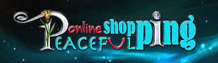 peaceful online shopping