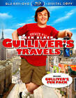 Gulliver's Travels (Blu-ray/DVD, 2011, 2-Disc Set, Includes Digital Copy)