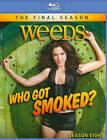 Weeds: Season Eight (Blu-ray Disc, 2013, 2-Disc Set)