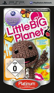 Little Big Planet (Sony PSP) - <span itemprop='availableAtOrFrom'>Leibnitz, Österreich</span> - Little Big Planet (Sony PSP) - Leibnitz, Österreich