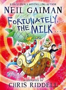 Fortunately-the-Milk-Gaiman-Neil-Very-Good-condition-Book