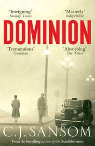 Dominion-Acceptable-C-J-Sansom-Book