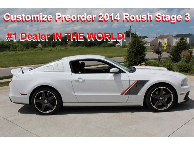 2014 Roush Stage 3 RS3 Mustang 575HP-675HP-700HP Optional Aluminator Presale 14