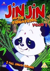 Jin Jin And The Panda Patrol  Vol 3  DVD  EXCELLENT CONDITION - <span itemprop=availableAtOrFrom>Melbourn, Cambridgeshire, United Kingdom</span> - Jin Jin And The Panda Patrol  Vol 3  DVD  EXCELLENT CONDITION - Melbourn, Cambridgeshire, United Kingdom