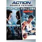 Demolition Man/Over the Top (DVD, 2006) (DVD, 2006)