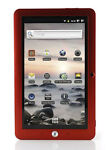 Coby Kyros MID7120-4G 250MB, Wi-Fi, 7in - Red