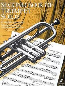 Second Book of Trumpet Solos: (Complete) (Faber Edition) by  | Paperback Book |