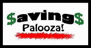 Savings Palooza