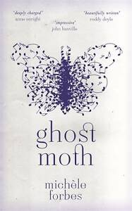 Ghost Moth, Forbes, Michèle, New Book