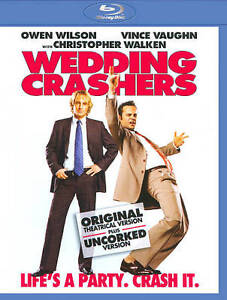 Wedding Crashers (Blu-ray Disc, 2011)Brand New Free Shipping !!!!!!!!!!