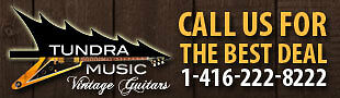 Tundra Music Vintage Guitars