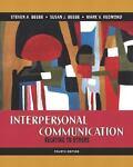 Interpersonal Communication 9780205417926