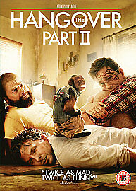 The Hangover Part 2 DVD 2011 - Bexhill on Sea, East Sussex, United Kingdom - The Hangover Part 2 DVD 2011 - Bexhill on Sea, East Sussex, United Kingdom