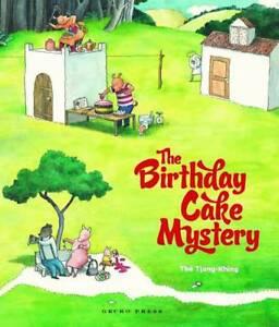 The Birthday Cake Mystery (Gecko Press Titles)