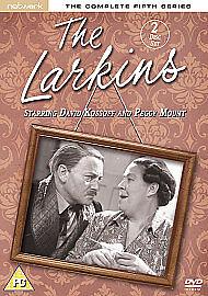 The Larkins - Series 5 - Complete (DVD, 2012, 2-Disc Set)