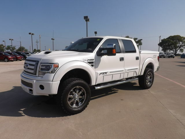 "New 2013 6.2L F-150 FTX by Tuscany 4x4 w/ 6"" ProComp Suspension Lift"