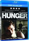 Hunger (Blu-ray/DVD, 2012, Canadian)