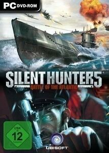Silent-Hunter-5-Battle-of-the-Atlantic-JEU-PC-NEUF-VERSION-FR-LIVRER-48-72-H