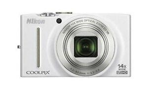 Nikon COOLPIX S8200 Vs. Samsung MV Series MV900F