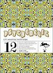 New PSYCHEDELIC GIFT WRAPPING PAPER 12 LARGE SHEETS PEPIN VAN ROOJEN v 7