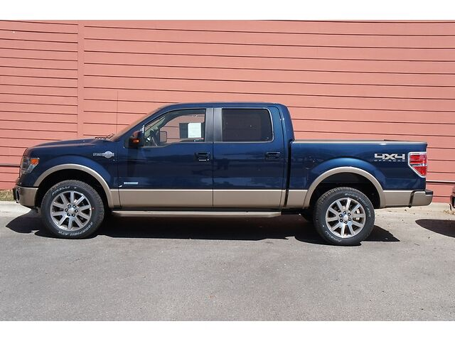 F150 Lariat 4x4 King Ranch,ecoboost Luxury Package,navigation, Off Road Package - New Ford F-150 ...