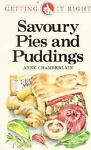 Savoury Pies and Puddings, Anne Chamberlain, 0572021410