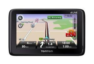 tomtom go live 820 uk ireland maps satellite navigation system gps ebay. Black Bedroom Furniture Sets. Home Design Ideas