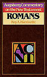 NEW Romans (Augsburg Commentary on the New Testament) by Roy A. Harrisville