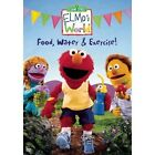 Elmo's World - Food, Water & Exercise! (DVD, 2005) (DVD, 2005)