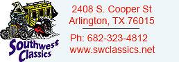 Southwest Classics Inc