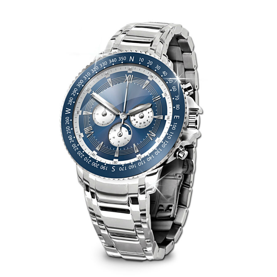 your guide to giving a men s watch as a gift chronograph men s watch