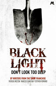 Black Light [Paperback] by Dunstan, Marcus ( Author ), New, Dunstan, Marcus Book