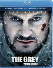 The Grey (Blu-ray/DVD, 2012, Canadian)