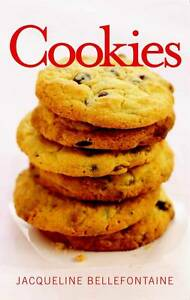 Cookies-Home-Baking-Collection-Bellefontaine-Jacqueline-New-Book