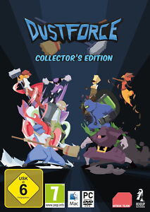 Dustforce - Collector's Edition (PC, 2012, DVD-Box)