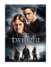 Twilight (DVD, 2009, 2-Disc Set)