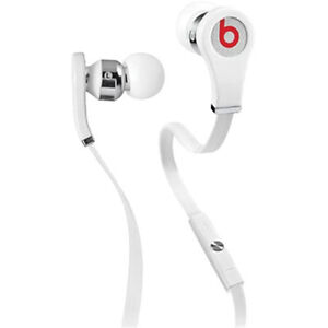 b5d0b7aa8c2 Beats by Dr. Dre Tour In-Ear Only Headphones - White for sale online ...