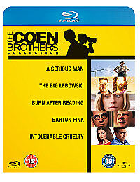 The-Coen-Brothers-Collection-Box-Set-Blu-ray-Brand-New-amp-Sealed