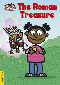 Marwood, Diane, The Roman Treasure (Espresso Story Time), Very Good Book
