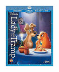 Lady and the Tramp (Blu-ray/DVD, 2012, 2-Disc Set, Diamond Edition) (Blu-ray/DVD, 2012)