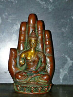 Buddha Buddhist Brass Sculptures Sale