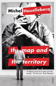 HOUELLEBECQ,MIC-MAP AND THE TERRITORY, THE  BOOK NEW