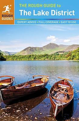 The Rough Guide to the Lake District by Jules Brown (Paperback, 2013)
